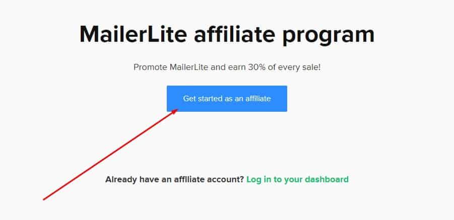mailerlite affiliate program review