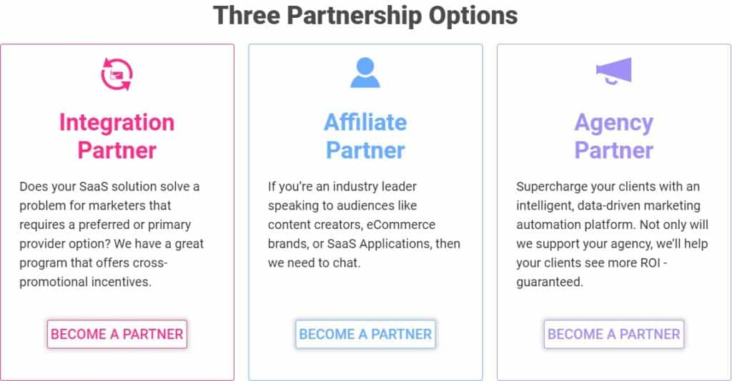 sendlane affiliate program review