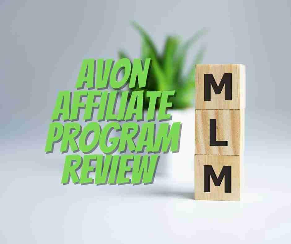 avon affiliate program review