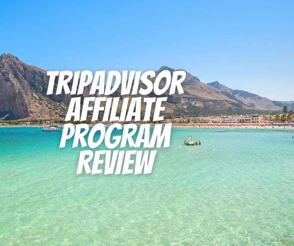 tripadvisor affiliate program review